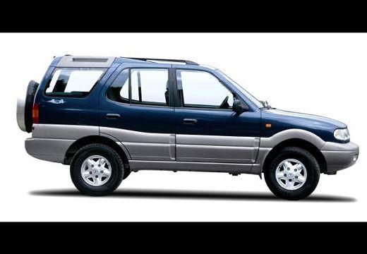 TATA Safari 2.2 D 4x2 FE Kombi I 140KM (diesel)