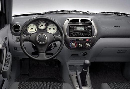 Toyota RAV4 II kombi tablica rozdzielcza