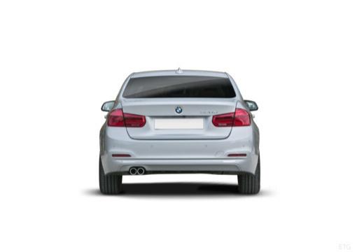 BMW Seria 3 F30/F80 sedan tylny