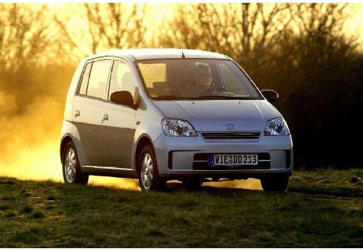 DAIHATSU Cuore 1.0 Plus Hatchback VI 58KM (benzyna)