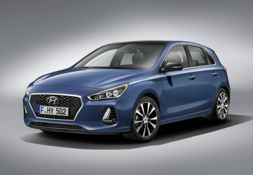 HYUNDAI i30 1.4 T-GDI Premiere Style Hatchback V 140KM (benzyna)