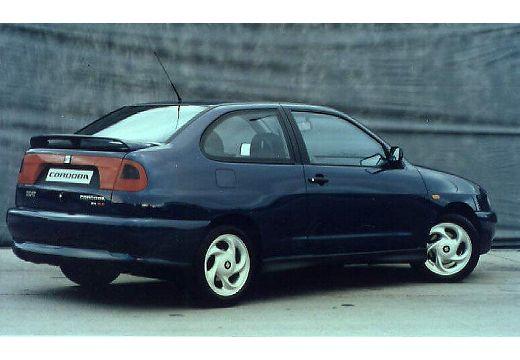 SEAT Cordoba SX I coupe tylny prawy