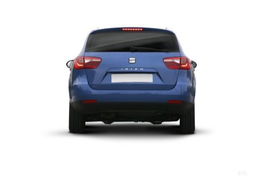 SEAT Ibiza ST II kombi tylny