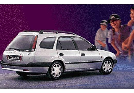 Toyota Corolla kombi tylny prawy