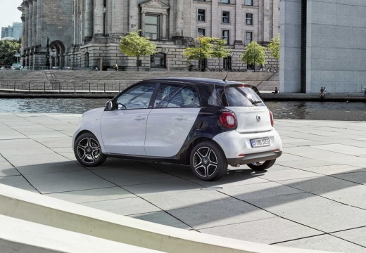 SMART forfour II hatchback