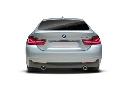 BMW Seria 4 Gran Coupe F36 II hatchback tylny