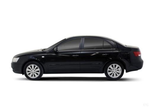 HYUNDAI Sonata VII sedan boczny lewy
