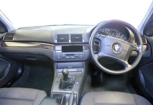 BMW Seria 3 E46/4 sedan tablica rozdzielcza