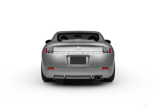 MITSUBISHI Eclipse coupe tylny