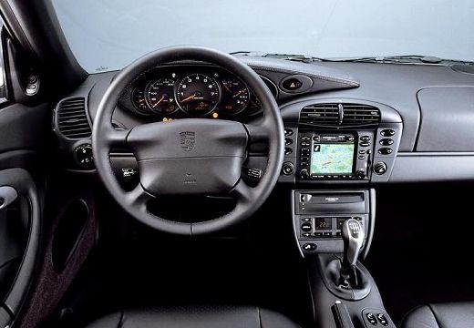 PORSCHE 911 Cabrio 996 kabriolet tablica rozdzielcza