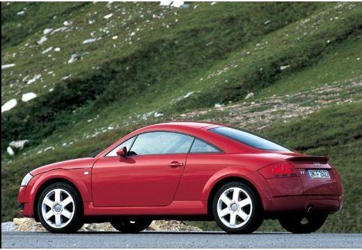 AUDI TT 8N coupe czerwony jasny tylny lewy