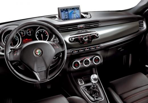 ALFA ROMEO Giulietta II hatchback tablica rozdzielcza