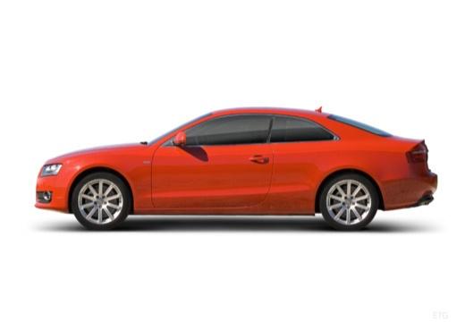 AUDI A5 I coupe boczny lewy