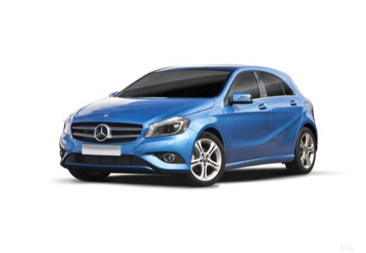 mercedes benz a 160 cdi hatchback generacja i 1 5 90km. Black Bedroom Furniture Sets. Home Design Ideas