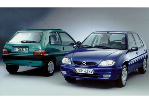 CITROEN Saxo Hatchback