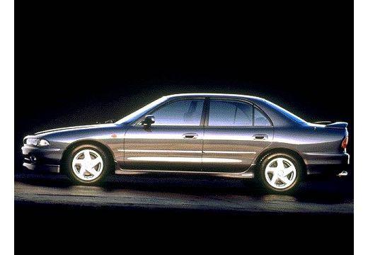 MITSUBISHI Galant 2000 GLS aut Sedan III 2.0 137KM (benzyna)