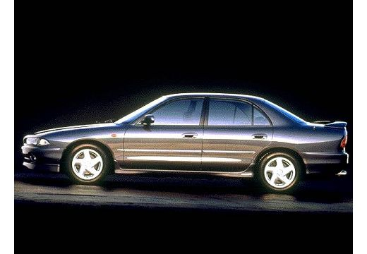 MITSUBISHI Galant 2000 GLS Sedan III 2.0 137KM (benzyna)