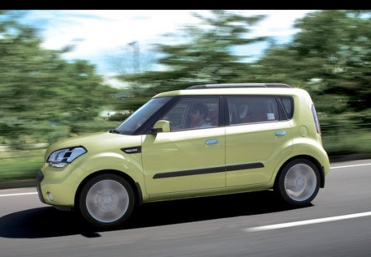KIA Soul 1.6 XL EU5 aut Hatchback I 124KM (benzyna)