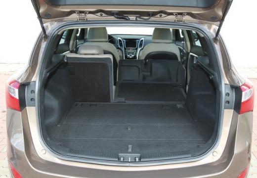 HYUNDAI i30 Wagon I kombi przestrzeń załadunkowa