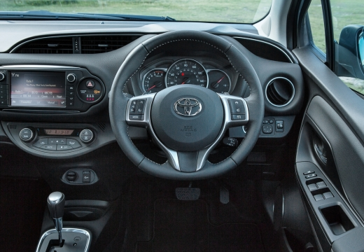 Toyota Yaris Hatchback VI