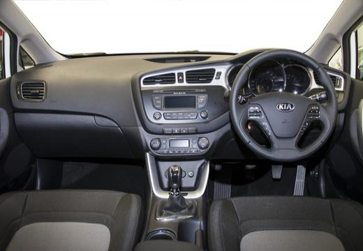 KIA Ceed Proceed IV hatchback tablica rozdzielcza