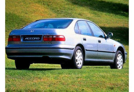 HONDA Accord III sedan silver grey tylny prawy