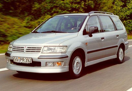 MITSUBISHI Space Wagon 2.4 GDI Family Van III 150KM (benzyna)