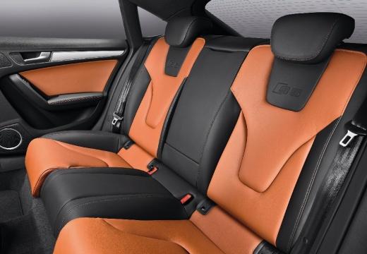 AUDI A5 Sportback I hatchback wnętrze