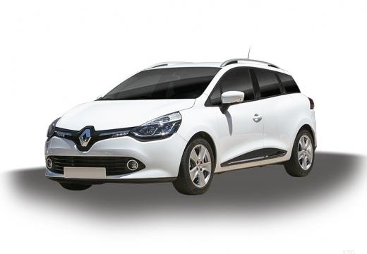 RENAULT Clio IV Grandtour I kombi biały