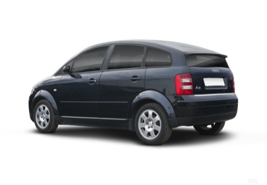 AUDI A2 hatchback tylny lewy