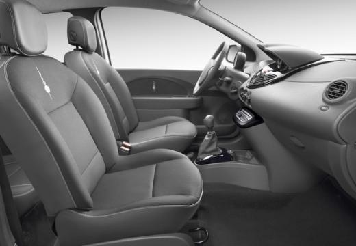 RENAULT Twingo V hatchback wnętrze