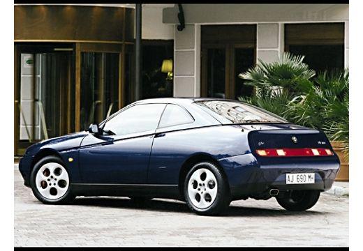 ALFA ROMEO GTV coupe niebieski jasny tylny lewy