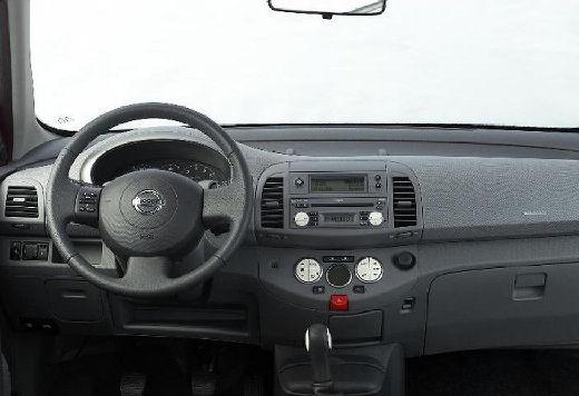 NISSAN Micra V hatchback tablica rozdzielcza