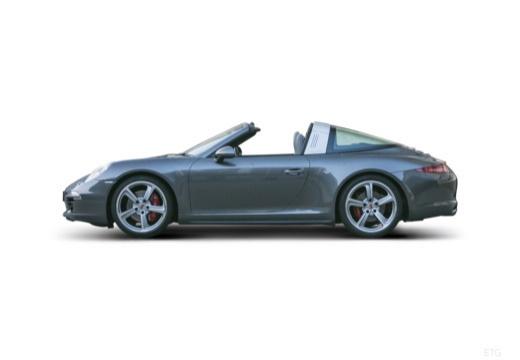 PORSCHE 911 991 I coupe boczny lewy