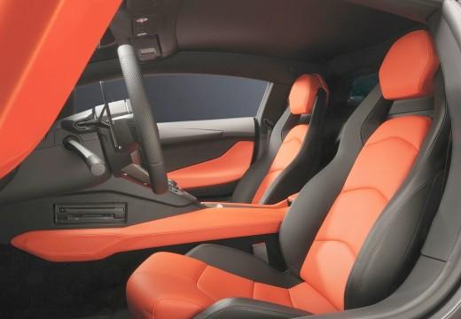 LAMBORGHINI Aventador I coupe wnętrze