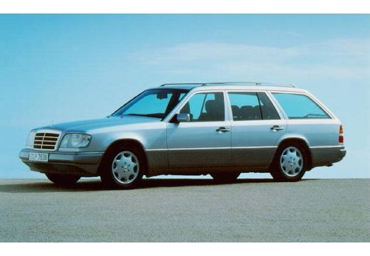 MERCEDES-BENZ 124 200-320TE T kombi silver grey przedni lewy