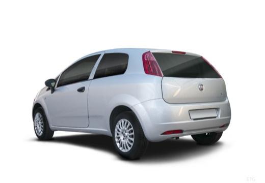 FIAT Punto Grande hatchback tylny lewy
