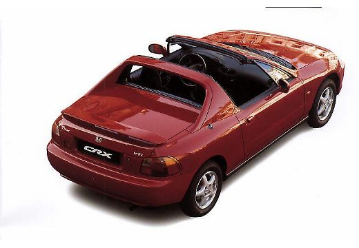 HONDA CRX 1.6 VTi DEL SOL Targa II 160KM (benzyna)