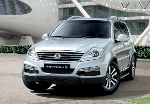 SSANG YONG Rexton 2.0 D Quartz Kombi W 155KM (diesel)