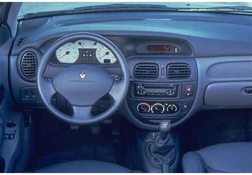 RENAULT Megane Cabrio 1.4 Kabriolet II 95KM (benzyna)