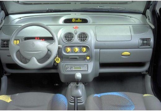 RENAULT Twingo II hatchback tablica rozdzielcza