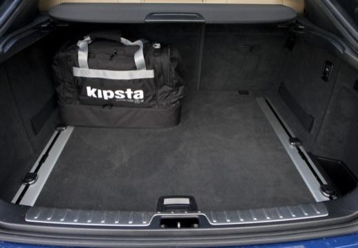 BMW X6 X 6 E71 hatchback przestrzeń załadunkowa