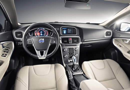 VOLVO V40 IV hatchback tablica rozdzielcza