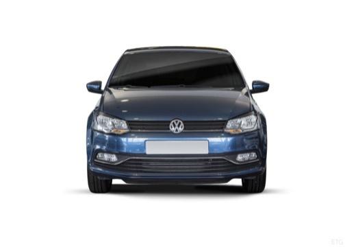 VOLKSWAGEN Polo V II hatchback przedni