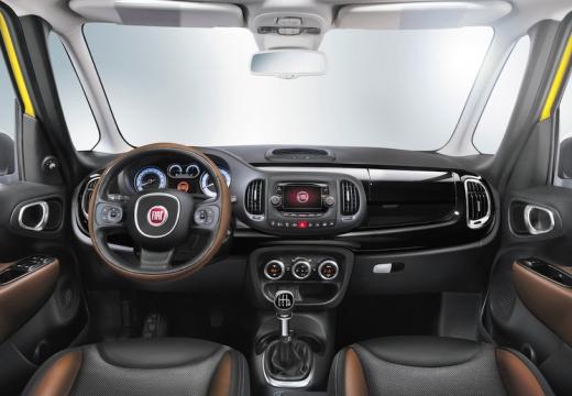 FIAT 500 L I hatchback tablica rozdzielcza