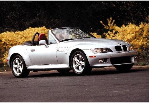 BMW Z3 roadster silver grey przedni prawy