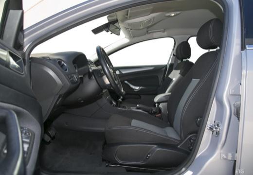 FORD Mondeo VII hatchback wnętrze
