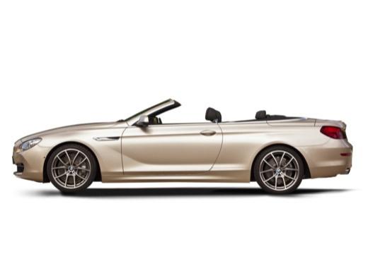 BMW Seria 6 Cabriolet F12 I kabriolet boczny lewy