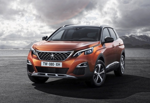 PEUGEOT 3008 1.2 PureTech Active SS Hatchback III 130KM (benzyna)