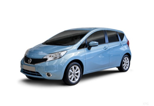 NISSAN Note III hatchback